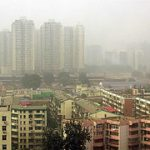 Beijing's Pollution Alarms Neighbors