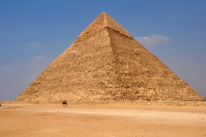 The great Pyramids by Irum Shahid