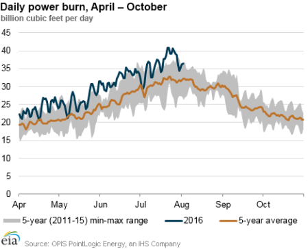 Daily Power Burn
